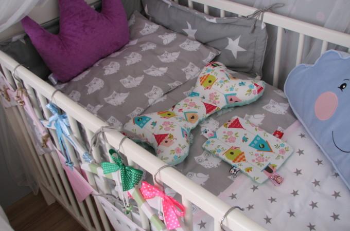 akcesoria dla niemowlaka poduszki dla dziecka